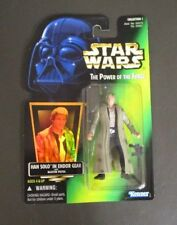 Han Solo in Endor Gear 1997 STAR WARS Power of the Force POTF MOC