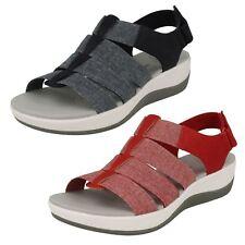 Ladies Clarks Strappy Sports Sandal - Arla Shaylie