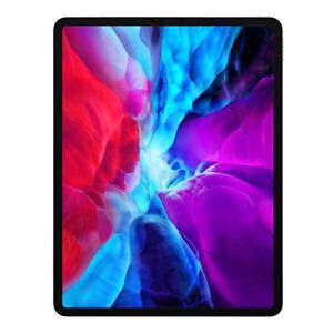 Apple iPad Pro 12.9 Inch 128GB 4th Gen WiFi Silver - 2020 Model