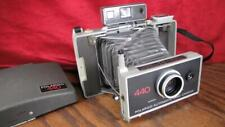 Polaroid 440 Vintage Automatic Folding Instant Land Camera - Exceptional