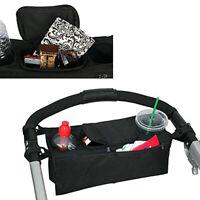 Organiser Cup Bottle Holder Mummy Bag Storage Buggy Stroller Pram Pushchair Baby
