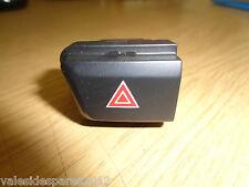 Peugeot 208 2013 Hazard Warning Switch Button 96750916ZD