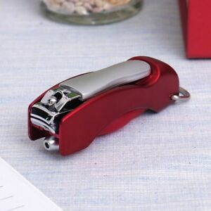 Nail Clipper Multi-Function Folding Ballpoint Pen Nail Cutter Nail Manicure Tool