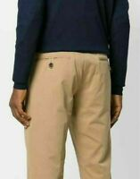 PRADA SPE121NN7 PANTS GABARDINE GARMENT DYED DRILL CHINOS HOSE TROUSERS 56 €495