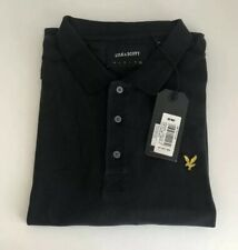 Lyle And Scott Men's Core Polo Shirt Size XXL Pit To Pit 24.5 Inches 100% Cotton