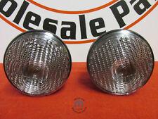 JEEP WRANGLER JK Right Left Side CLEAR Park Turn Signal Light Lamp NEW OEM MOPAR