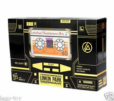 NEW TRANSFORMERS G1 LINKIN PARK GIFT EXCLUSIVE LIMITED EDITION GOLD SOUNDWAVE