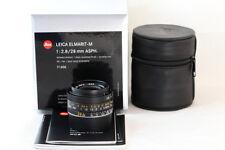 Leica Elmarit M 28 mm 1:2.8 28 28/2.8 F2.8 ASPH M9 M 10 MP ME M240 M8 M7 M6 M24