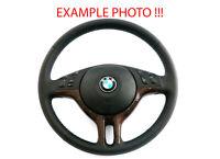 BMW X5 Il E53 Multifonction Volant Sport 3 Rayons M-DREIFARBIGE Fils 6770422