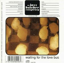 Jazz Butcher Waiting For The Love Bus Cd NEW SEALED