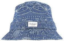 The Hundreds Constellation Bucket Hat Fisherman Boonie Cap Streetwear Lid Indigo