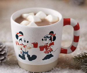 Disney Store Mickey Mouse and Friends Walt's Holiday Lodge Mug