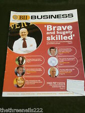 BII BUSINESS - CONFRONTING BELFAST'S PARAMILITARY - OCT 2009