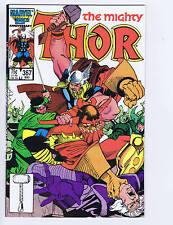 Thor #367 Marvel 1986