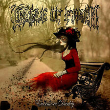 CRADLE OF FILTH Evermore Darkly CD +DVD ( BRAND NEW 2011)