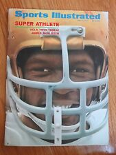 JAMES McALISTER Sports Illustrated 5/17/71 Magazine No Label UCLA BRUINS