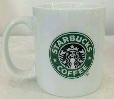 Starbucks Mug Mermaid Logo 2006 Coffee Cup Cafe Latte