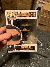Funko Pop! Movies: Men In Black International - Agent M 739 38492 Vinyl Figure