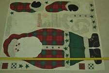 "36"" Long x 45"", Santa Door Panel, Daisy Kingdom, M5698"