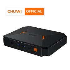 CHUWI HeroBox Fanless Mini PC Intel Linux/Win10 (64-bit) Desktop 8+180GB SSD 4K