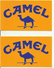 CAMEL RALLY FUORI STRADA LANCIA VINTAGE Adesivo Decalcomania Autoadesivo 2 x 10.5 x 6.3cm