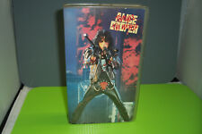ALICE COOPER TRASHES THE WORLD VHS VIDEO