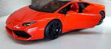 1:24 ESCALA MAISTO exotics Lamborghini Huracan LP 610-4 2014 Modelo Fundido