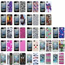 Metallic Rigid Plastic Mobile Phone & Pda Fitted Case/skins for Apple