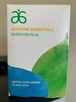 Arbonne Essentials Digestion Plus 30 Packets Box New Sealed 1 One Month Supply