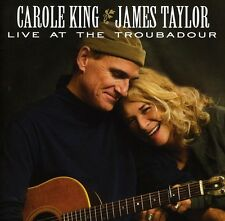 Live At The Troubadour - James & Carole King Taylor (2011, CD NIEUW)