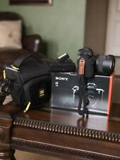 Sony Alpha A7 ii 24.3 MP Mirrorless Digital Camera with 28-70mm Lens - Black