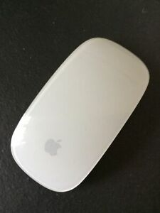 Genuine Apple Bluetooth Wireless Magic Mouse A1296 White - Great Condition