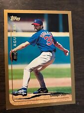 1999 Topps Traded Rick Aguilera  Chicago Cubs T99
