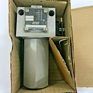 FEMA Honeywell DDCM6  Stainless Steel Differential Pressure Switch 0.5 to 6 bar