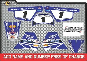pw50 decals graphics  pw 50 personal peewee laminated motocross factory