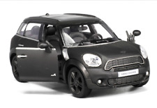 BMW Mini Cooper 1:36 Model Cars Toys Collections&Gifts Alloy Diecast Matte Black