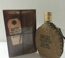 Diesel Fuel For Life Men Eau de Toilette EDT Spray 4.2oz 125ml Authentic Perfum