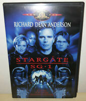 STARGATE SG.1  - ENGLISH - DVD