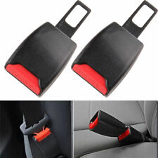 "2x Universal Car Auto Seat Seatbelt Safety Belt Extender Extension 7/8"" Buckle"
