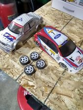 Tamiya vintage rc cars