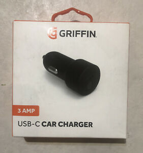 Griffin Single USB-C Car Charger