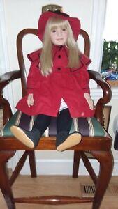 The Great American Doll Company, Princess Diana LE Holiday Doll