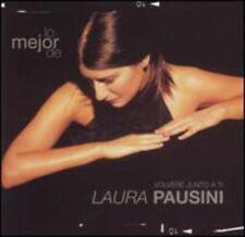 CDs de música disco pop Laura Pausini