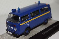 """VW T2a """"THW"""" limitiert 1 of 500 1:43 Premium Classixxs neu + OVP 11752"""