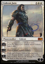 MTG GIDEON JURA EXC - GIDEON JURA - M12 - MAGIC
