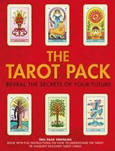 The Tarot Pack by Carlton Books Ltd (Paperback, box set)