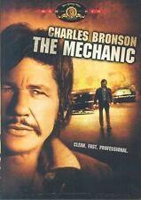 The Mechanic DVD 1972 Charles Bronson Fullscreen Widescreen
