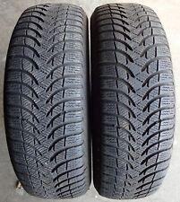 2 pneus hiver Michelin Alpin a4 185/60 r15 88 T M + S ra204