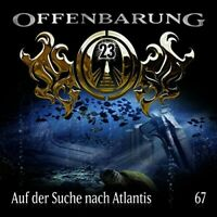 OFFENBARUNG 23 - FOLGE 67-AUF DER SUCHE NACH ATLANTIS   CD NEW