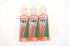 3 x 250 ml CASTROL TBE Bleiersatz für ältere Motoren Additiv Benzinzusatz
